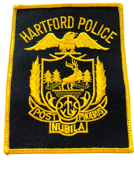 HARTFORD POLICE CT PATCH