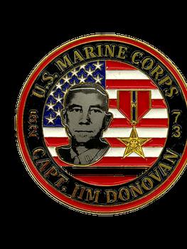 USMC MARINE COIN