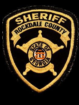ROCKDALE COUNTY SHERIFF GA PATCH