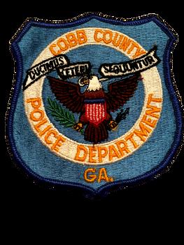 COBB COUNTY SHERIFF GA PATCH