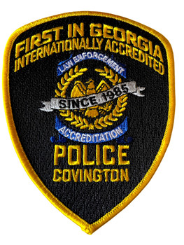 COVINGTON  POLICE  FIRST IN GEORGIA GA PATCH