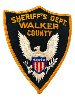 WALKER COUNTY SHERIFF AL PATCH