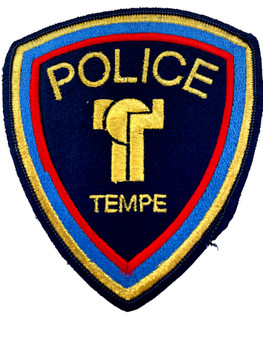 TEMPE POLICE AZ PATCH