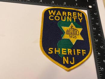 WARREN COUNTY SHERIFF NJ PATCH