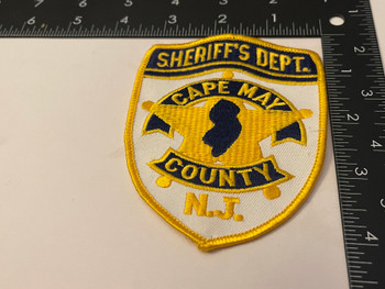 CAPE MAY COUNTY SHERIFF NJ PATCH