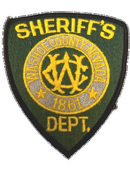 WASHOE COUNTY SHERIFF NV PATCH