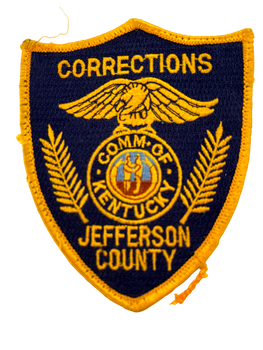 JEFFERSON COUNTY CORRECTIONS KY PATCH