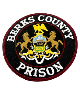 BERKS COUNTY PRISON PA PATCH