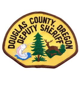 DOUGLAS COUNTY SHERIFF OR PATCH