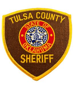 TULSA COUNTY SHERIFF OK PATCH