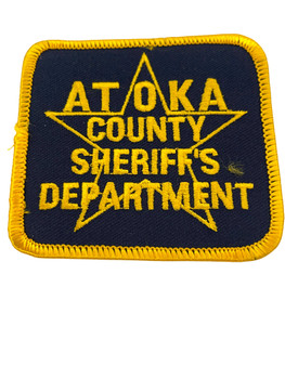 ATOKA COUNTY SHERIFF OK PATCH