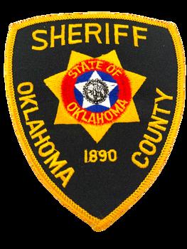OKLAHOMA COUNTY SHERIFF OK PATCH