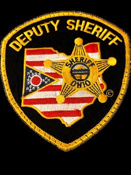 DEPUTY SHERIFF OH PATCH