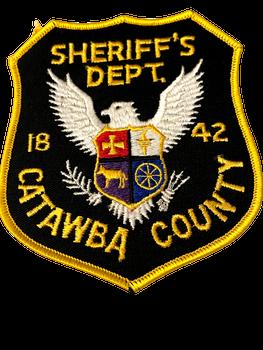 CATAWBA COUNTY SHERIFF NC PATCH