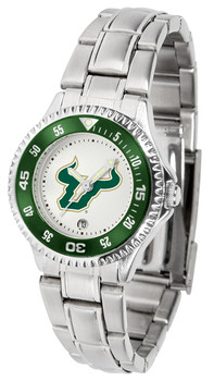 South Florida Bulls - Competitor Ladies Steel Watch
