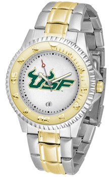 Men's South Florida Bulls - Competitor Two - Tone Watch