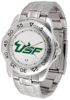 Men's South Florida Bulls - Sport Steel Watch