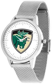 South Florida Bulls - Mesh Statement Watch - Silver Band