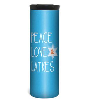 Peace Love and Latkes