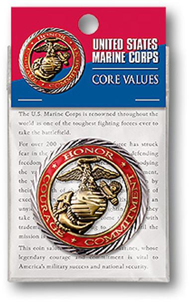 Core Values - U.S. Marines