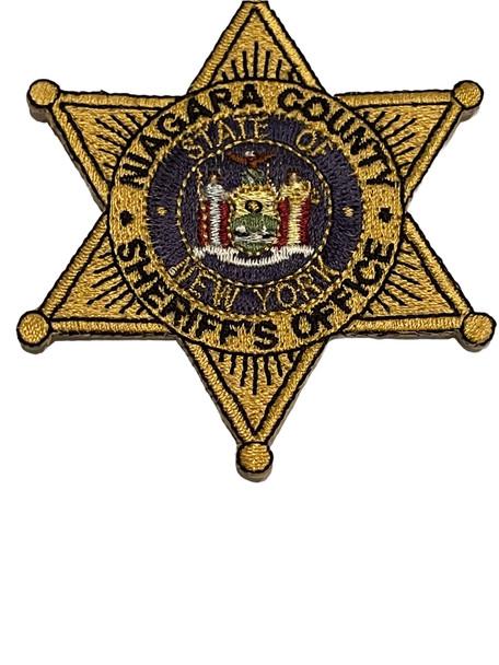 NIAGARA COUNTY SHERIFF STAR NY PATCH
