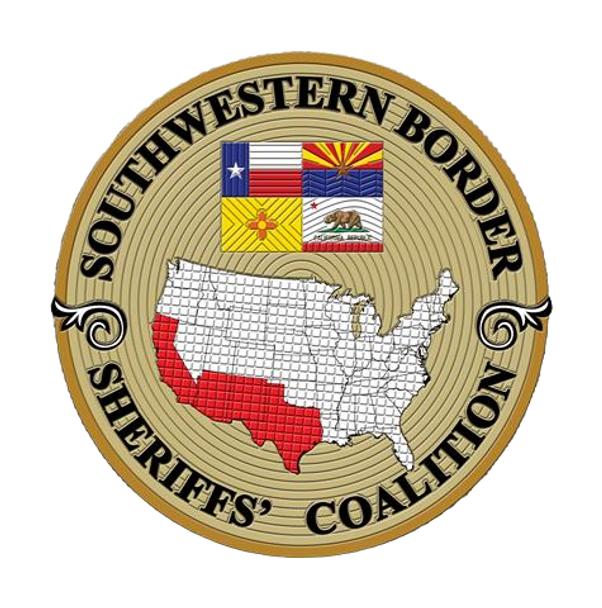 SOUTHWESTERN BORDER SHERIFF'S COALITION TX FLEX PATCH