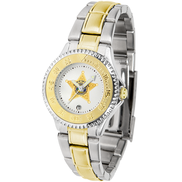 Highlands Sheriff Competitor Ladies Two-Tone Watch