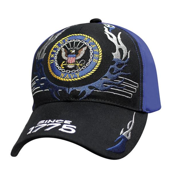 Military Daredevil: Navy Hat