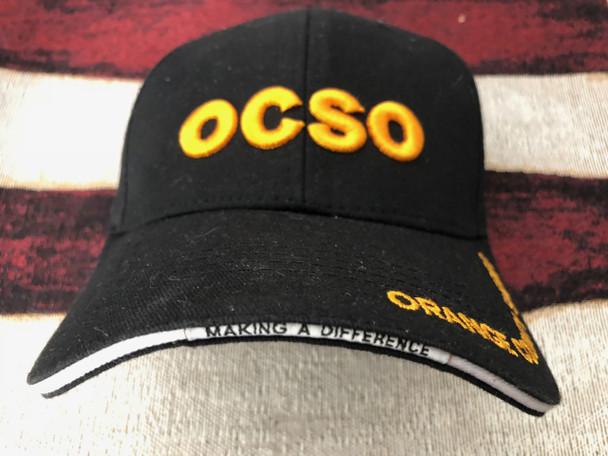 ORANGE CTY SHERIFF FL HAT