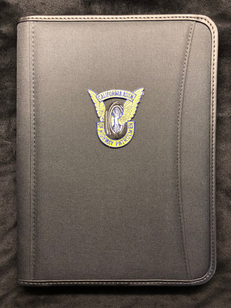 CHP CA HIGHWAY PATROL ASSN. PATCH PADFOLIO