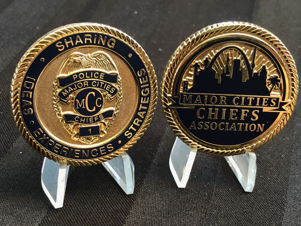 MAJOR CITY POLICE CHIEFS COIN EBAY COPBAY