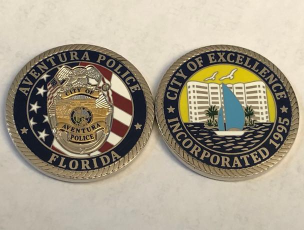 AVENTURA POLICE FL