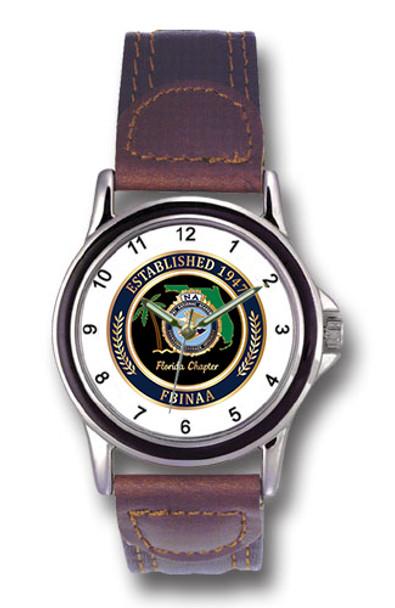 Premium Watch w/ Leatherband (FLF)