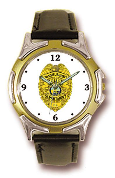Superior Watch Gold & Silver (CAS)