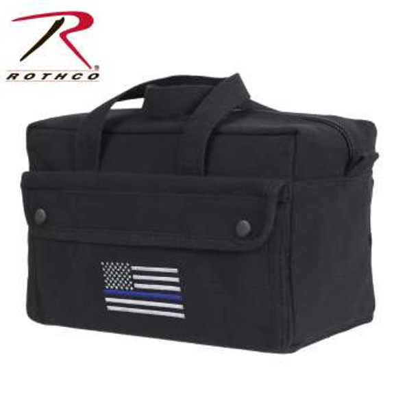 Thin Blue Line Mechanic Tool Bag