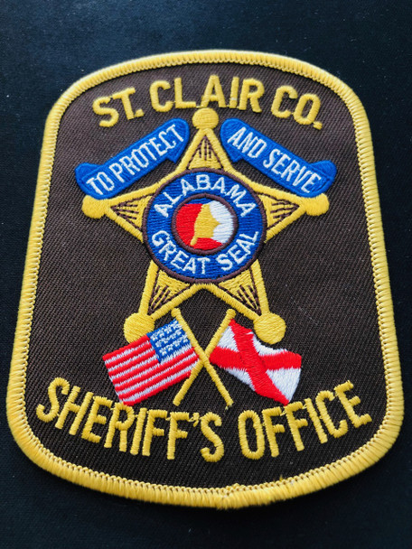 ST CLAIR CTY SHERIFF ALABAMA PATCH