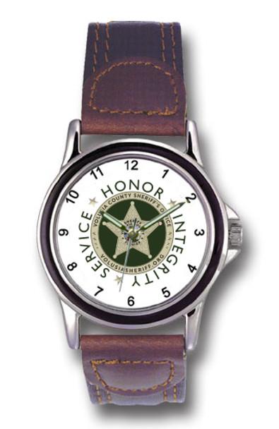 Premium Watch w/ Leatherband (VOL)