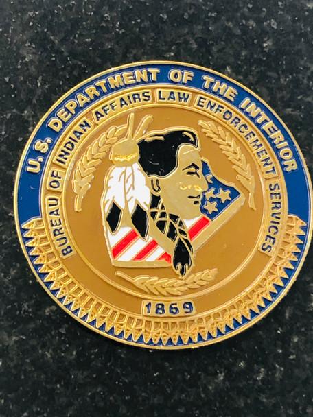 U.S. Department of the Interior Bureau of Indian Affairs