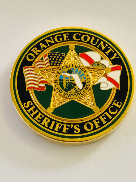 ORANGE COUNTY SHERIFF MAKING A DIFFERENCE