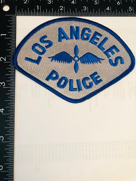 LOS ANGELES POLICE CA MOTOR UNIT PATCH