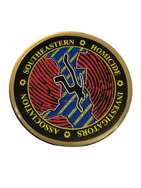 SOUTHEASTERN HOMICIDE ASSOC. COIN