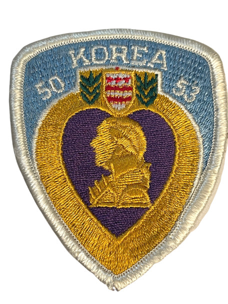 KOREA 1950-1953  PATCH FREE SHIPPING!