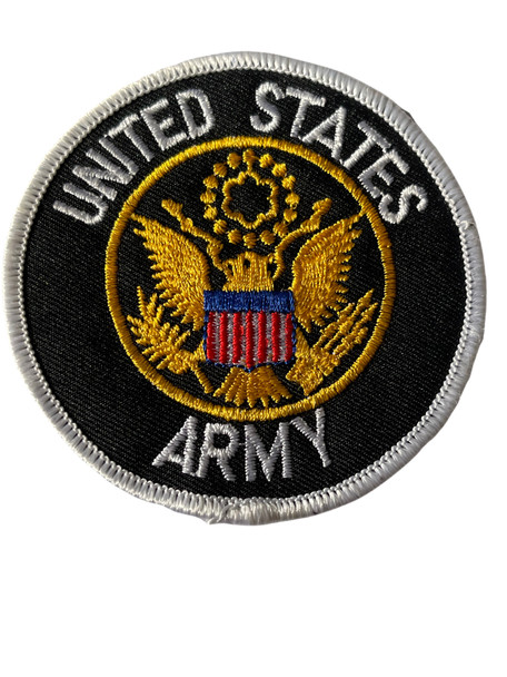 US ARMY PATCH SMALL FREE SHIPPING!