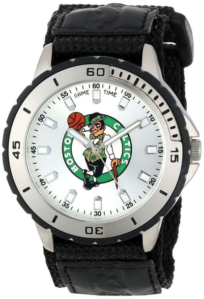 Boston Celtics Men NBA Watches Game Time New