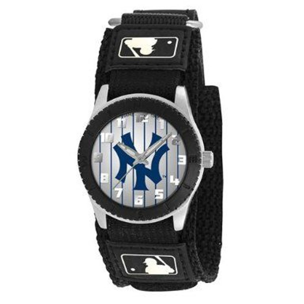 Game Time Youth MLB Rookie Black Watch - New York Yankees