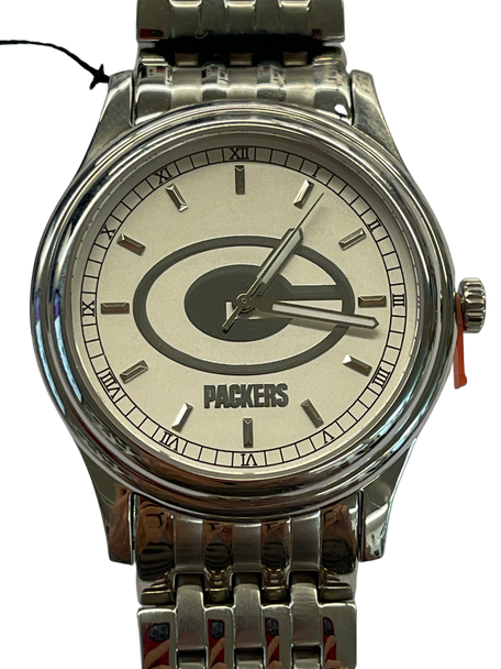 GREEN BAY PACKERS GAME TIME MENS WATCH