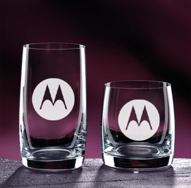 Motorola Meridian Glassware