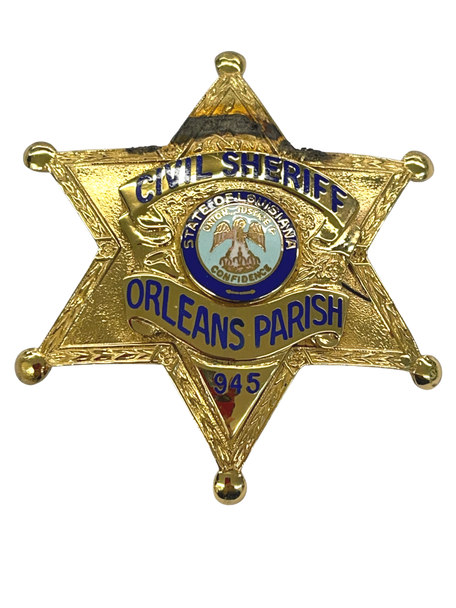 CIVIL SHERIFF ORLEANS PARISH