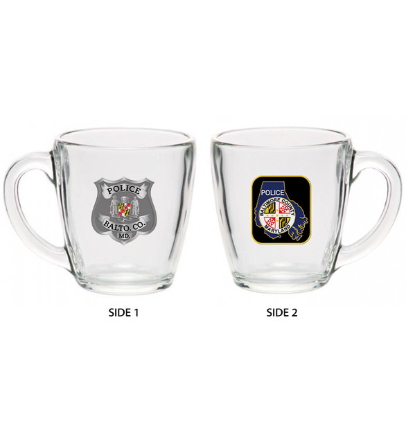 15.5 oz. Libbey Tapered Glass Coffee Mug