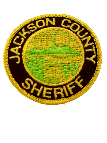 JACKSON COUNTY SHERIFF OR PATCH